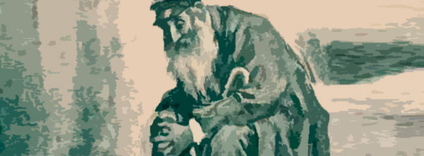 старый еврей