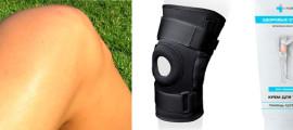 дискомфорт в коленном суставе