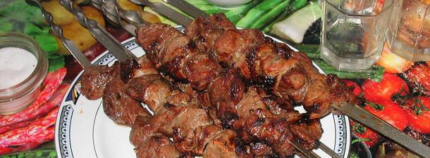 мягкое мясо на шашлыки