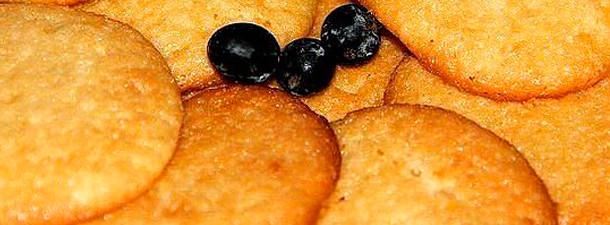 майонезное печенье