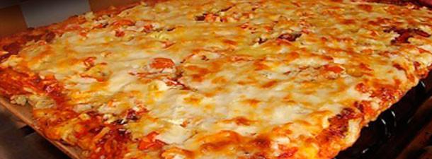 пиццы за 10 минут