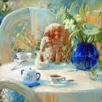 Павлова Мария Чай с молоком