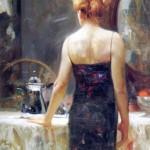 Giuseppe Dangelico Время чая