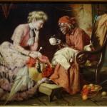 Harry Herman Roseland Предсказание по чайным листьям