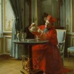Henri Adolphe Laissement. Божественная чашка чая