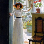Британский художник William Henry Margetson (1861-1940)