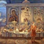 Виктор Бычков. Пасха в Больших Всегодичах