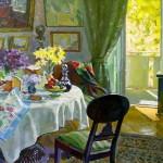В.Крыжановский.Весенняя радость