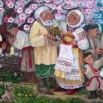 Горобчук Иван Иванович.Пасха