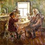 Николай Зайцев, Вербное воскресенье