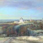 Николо-Угрешский монастырь. Святыни и древности. Панин С