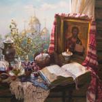 Панов Эдуард Порфирьевич. Воскресение Христово