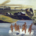 А.Дейнека, Полдень, 1932