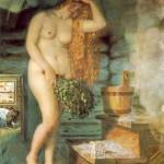 Русская Венера, 1925. Борис Кустодиев