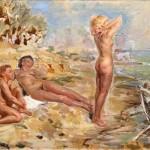 С.Луппов, Три грации, 194