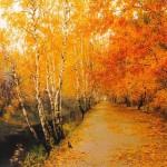 Осень картины известных художников