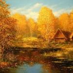 Михаил Иваненко (г.р. 1960)  Осенняя мелодия