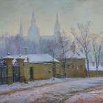 Обуховский Юрий Анатольевич. Praga