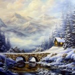 Александр Найденов. В горах
