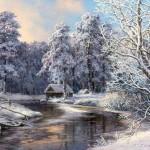 Живопись Михаила Сатарова4