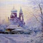 Иван Булыгин  Рождественский сочельник