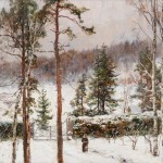 Клевер Ю.Ю.Снегопад