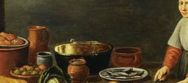 средневековой кухне