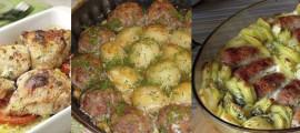 рецептов мясных блюд