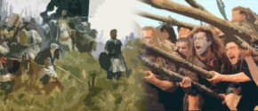 Разница между шотландцами