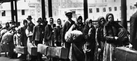 в иммиграции