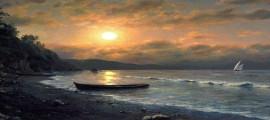 Ноктюрн на закате